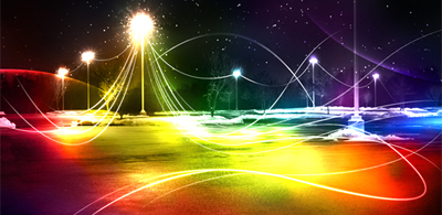 creating-an-abstract-nighttime-rainbow-lighting-effect